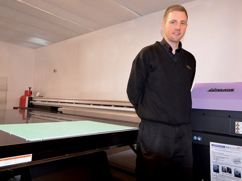 DGS Supplies Boosts Productivity And Potential With Mimaki Investment