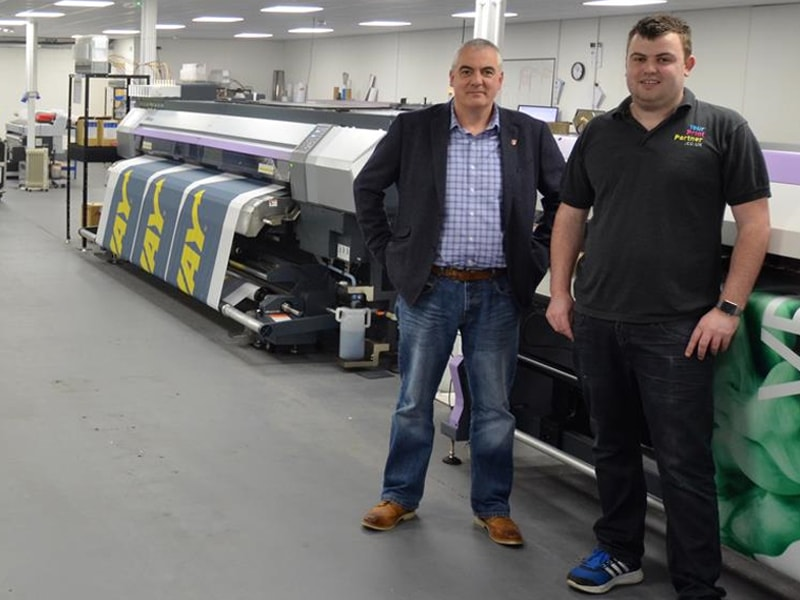 Continued Grand Format Mimaki Investment At Your Print Partner